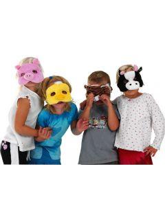 Ansiktsmasker djur 10/FP