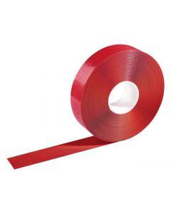Golvmarkering DURALINE® 30m 50/0,5mm röd