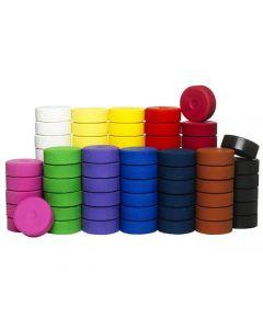 Färgblocksats 57mm 72/FP