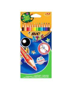 Färgpenna BIC Kids Evolution 12/FP