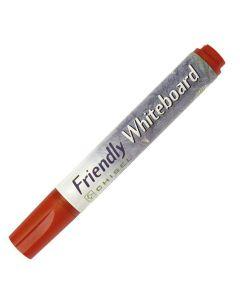 Whiteboardpenna FRIENDLY sned röd