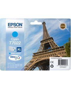 Bläckpatron EPSON C13T70224010 cyan