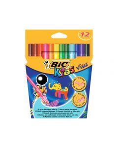 Fiberpenna BIC kids Visa 12/FP