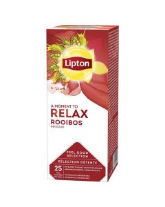 Te LIPTON Relax Rooibos Infusion 25/FP