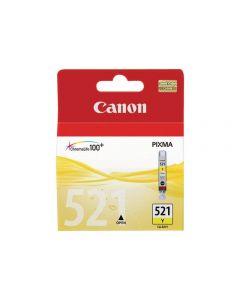 Bläckpatron CANON CLI-521Y gul