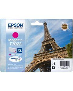 Bläckpatron EPSON C13T70234010 magenta