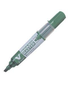 Whiteboardpenna PILOT V Board sned grön