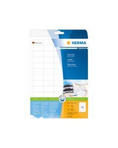 Etikett HERMA Premium 38,1x21,2mm 1625/FP