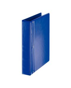 Gaffelpärm GREPPO A4 60mm blå