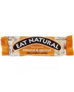 Energibar EAT NATURAL mandel/apricos 50g