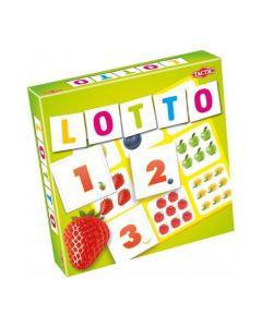 Lotto Siffror från 4 år