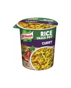 Snack Pot KNORR Rice Curry 102g