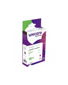Bläckpatron WECARE EPSON 18XL Magenta