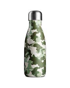 Vattenflaska JobOut Mini Camouflage