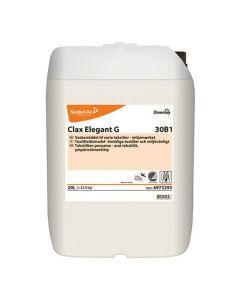 Tvättmedel CLAX elegant free 3CL3 20 liter