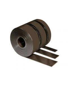 Magnetband självhäftande 25mmx3m brun