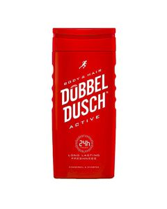 Dusch/schampo DUBBELDUSCH Active 250ml
