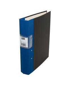 Gaffelpärm STAPLES A4 60mm blå