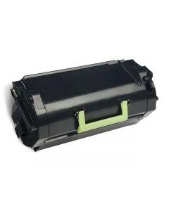 Toner LEXMARK 52D2000 522 svart