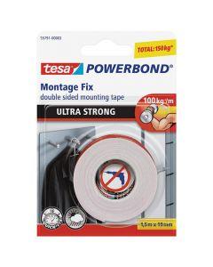 Monteringstape TESA ULTRA STRONG 1,5mx19