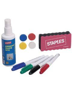 Startset för Whiteboard STAPLES
