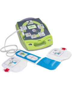 ZOLL AED Plus hjärtstartare, Svensk