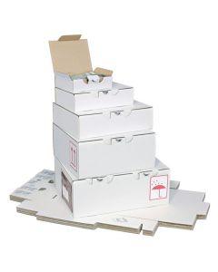 Pressel E-handelslåda 265x160x65mm vit 25/FP