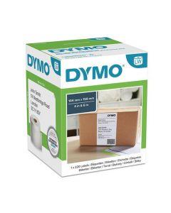 Etikett DYMO 4XL Vit 104x159mm 220/FP
