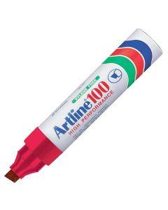 Märkpenna Artline 100 12.0 röd