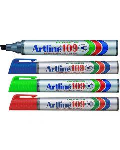 Märkpenna Artline 109 4 färger