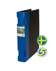 Gaffelpärm KEBAecolite A4 55mm blå