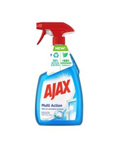Fönsterputs AJAX Triple Action spr 750ml