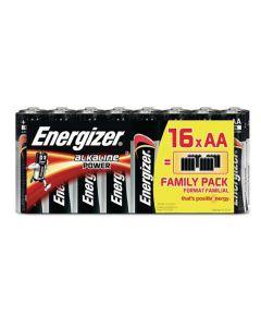Batteri ENERGIZER Power AA 16/FP