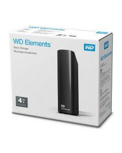 """HDD Ext. WD Desktop 3,5"""" USB 3.0 4 TB"""