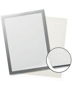 Magnetram DURAFRAME SUN UV A4 silver2/FP