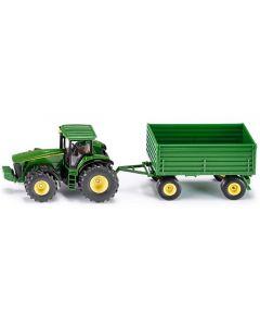 Traktor JD SIKU m. släp