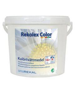 Tvättmedel REKOLEX Color 8kg