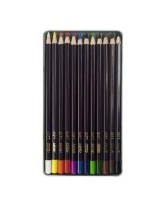 Träfärgpenna SENSE mjuk 12/fp