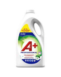 Tvättmedel ARIEL flytande vittvätt 5 liter