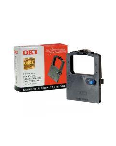 Färgband OKI 09002309 svart