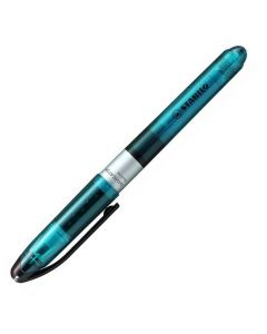 Överstrykningspenna STABILO 1mm blå