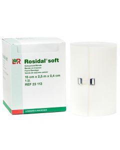 Binda ROSIDAL Soft 0,4x15cm 2,5m
