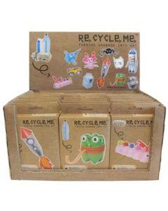 ReCycleMe Mini Box Display