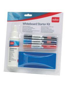 Startpaket NOBO Whiteboardtavla