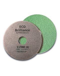 "Rondell NILFISK Eco Brill.Grön 14""  2/FP"