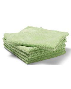 Microfiberduk STAPLES grön 5/FP