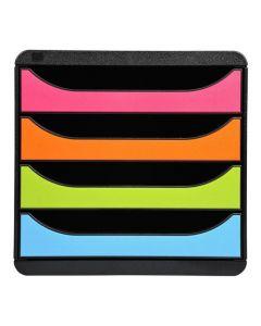 Blankettbox BIG-BOX 4 lådor