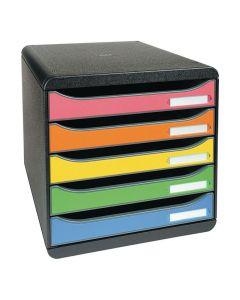 Blankettbox BIG-BOX PLUS 5 lådor