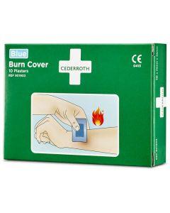 Plåster Cederroth Burn Cover 10/FP