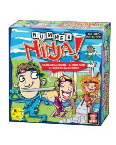 Spel Nummer Ninja